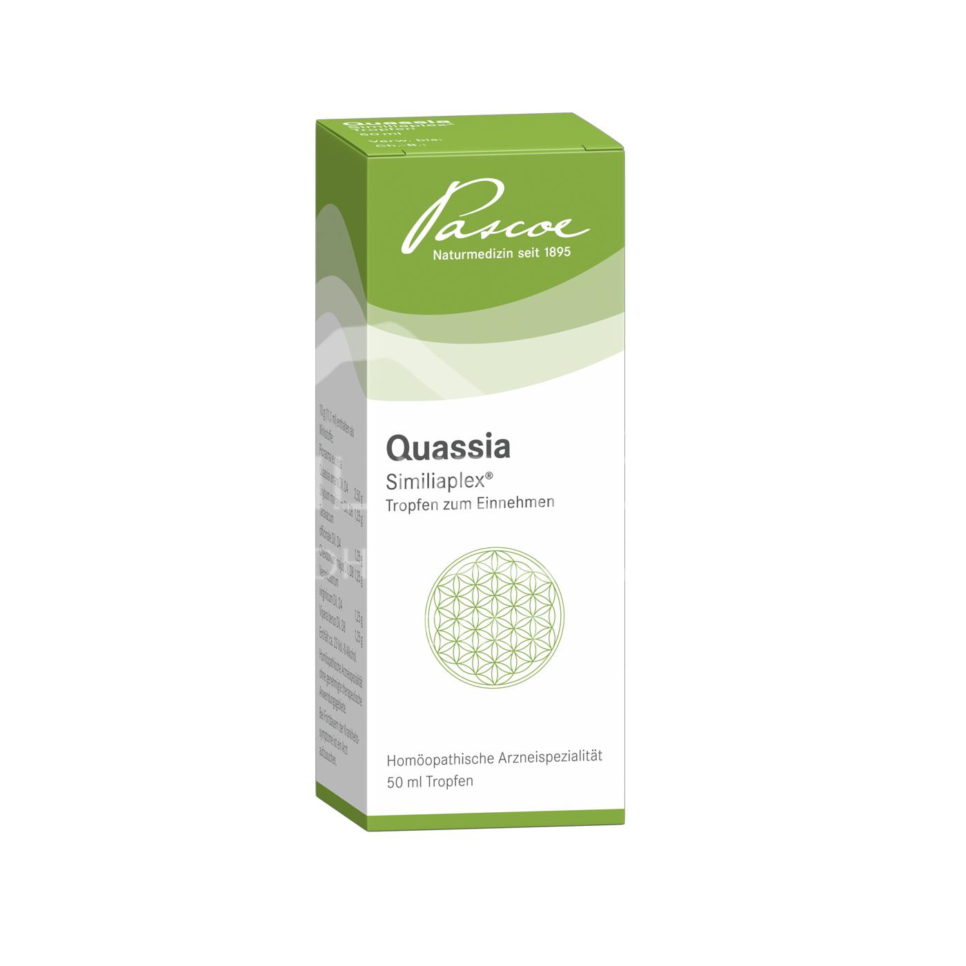 Quassia Similiaplex