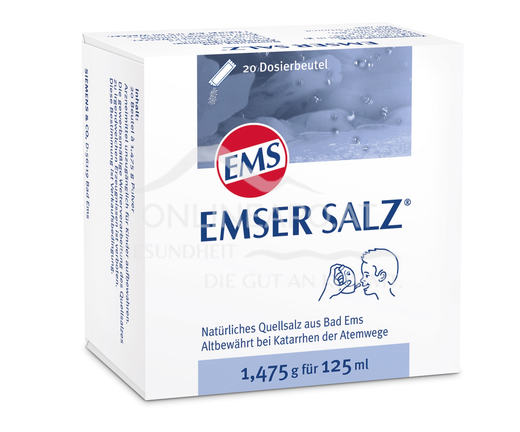 Emser® Salz 1,475g