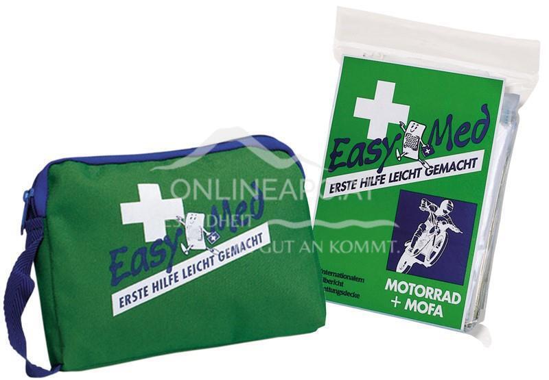 EasyMedErste Hilfe Set Motorradbag