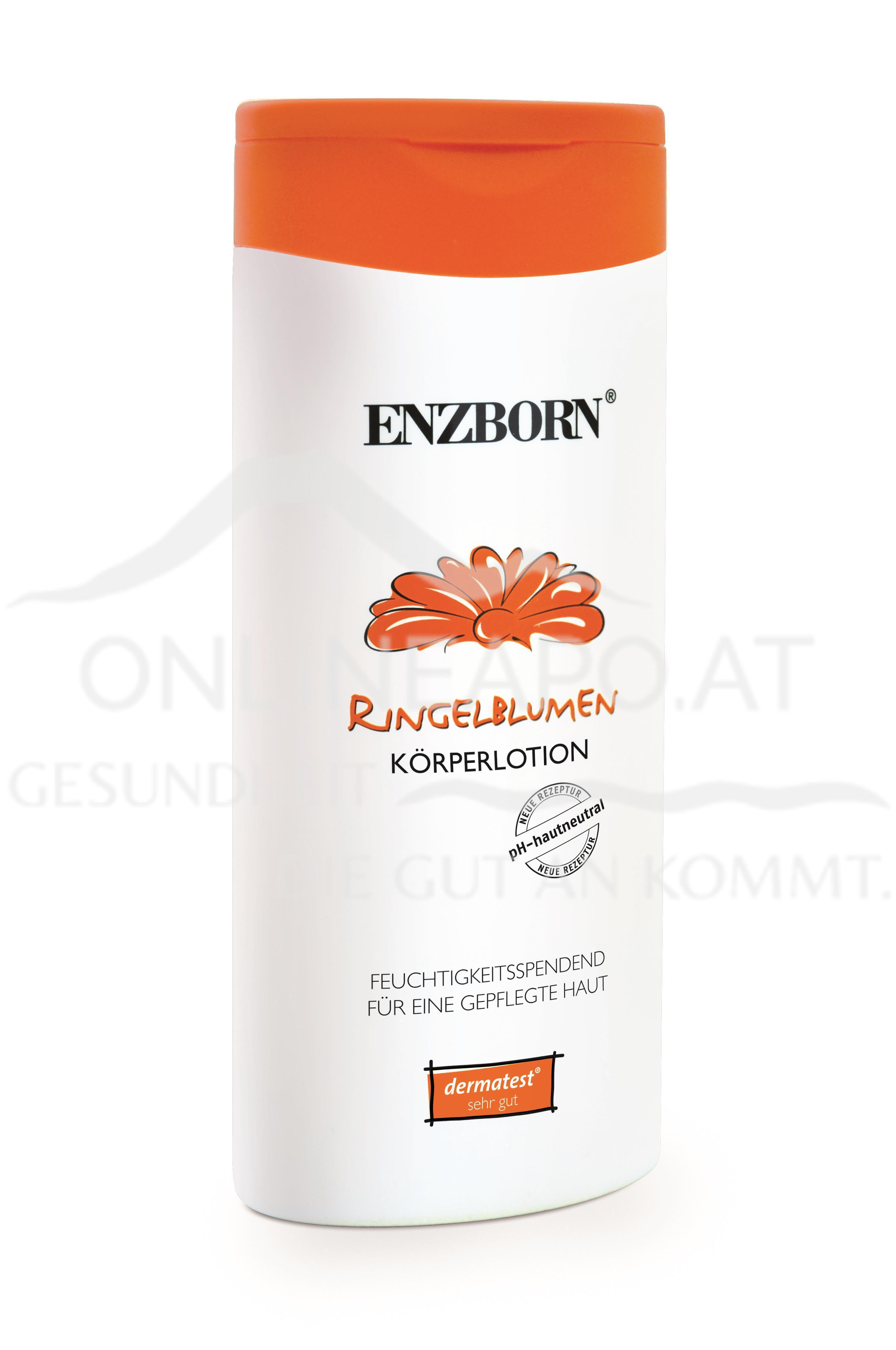Enzborn Ringelblumen Körperlotion
