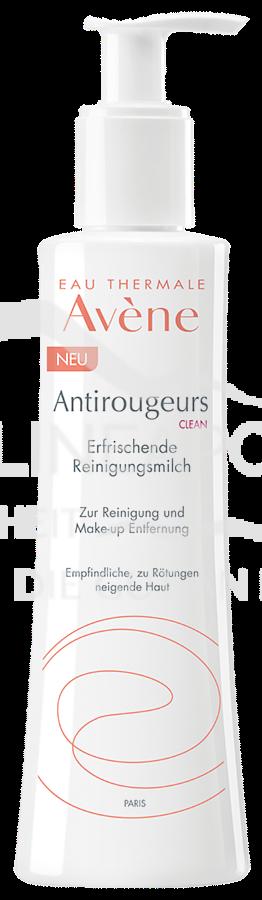 Avène Antirougeurs Clean Reinigungsmilch