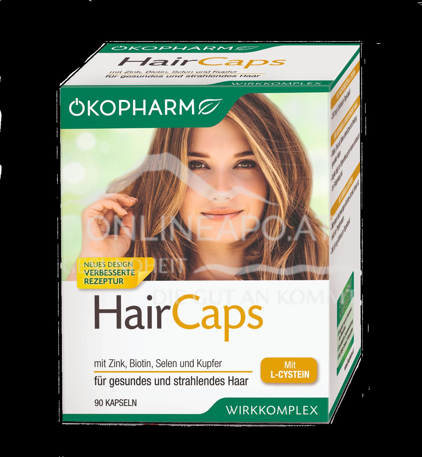 Ökopharm HairCaps® Kapseln