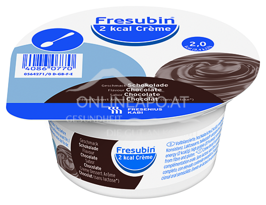 Fresubin® 2 kcal Crème Schokolade