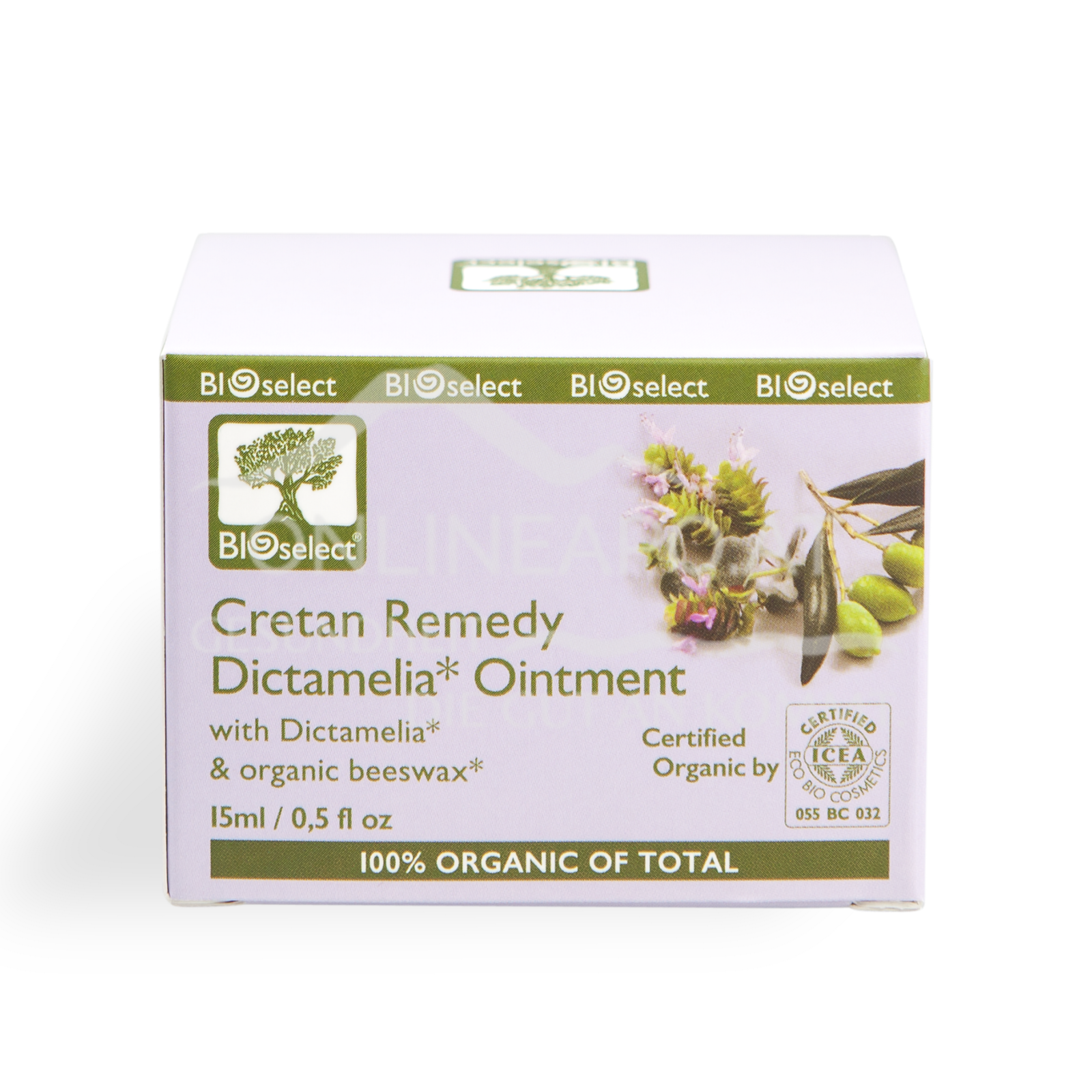 Bioselect Cretan remedy Dictamelia® Ointment