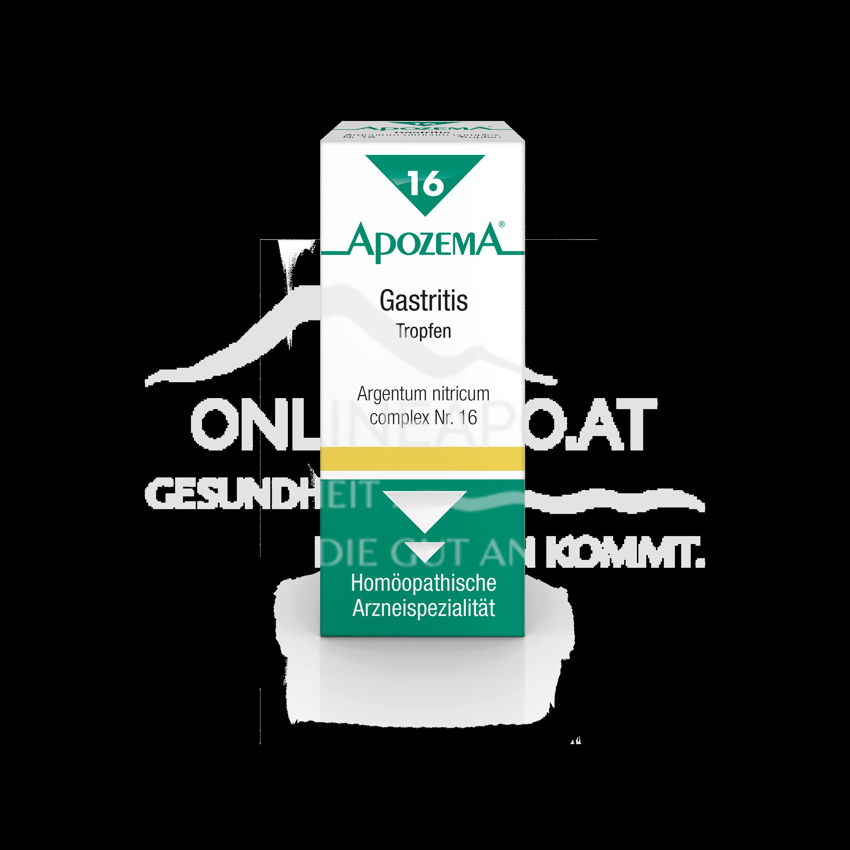 Apozema® Nr. 16 Gastritis-Tropfen