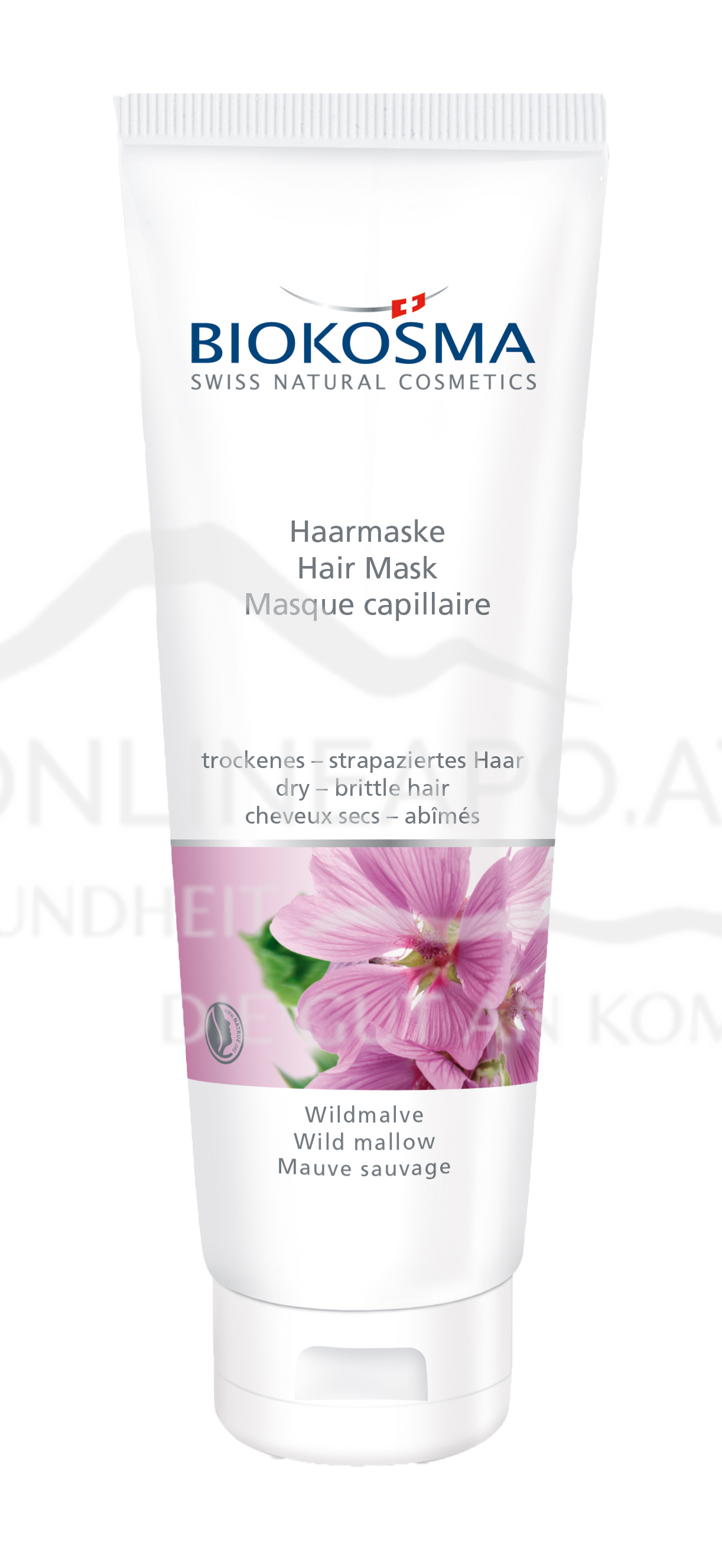 BIOKOSMA Colour Shampoo Bio-Wildmalve