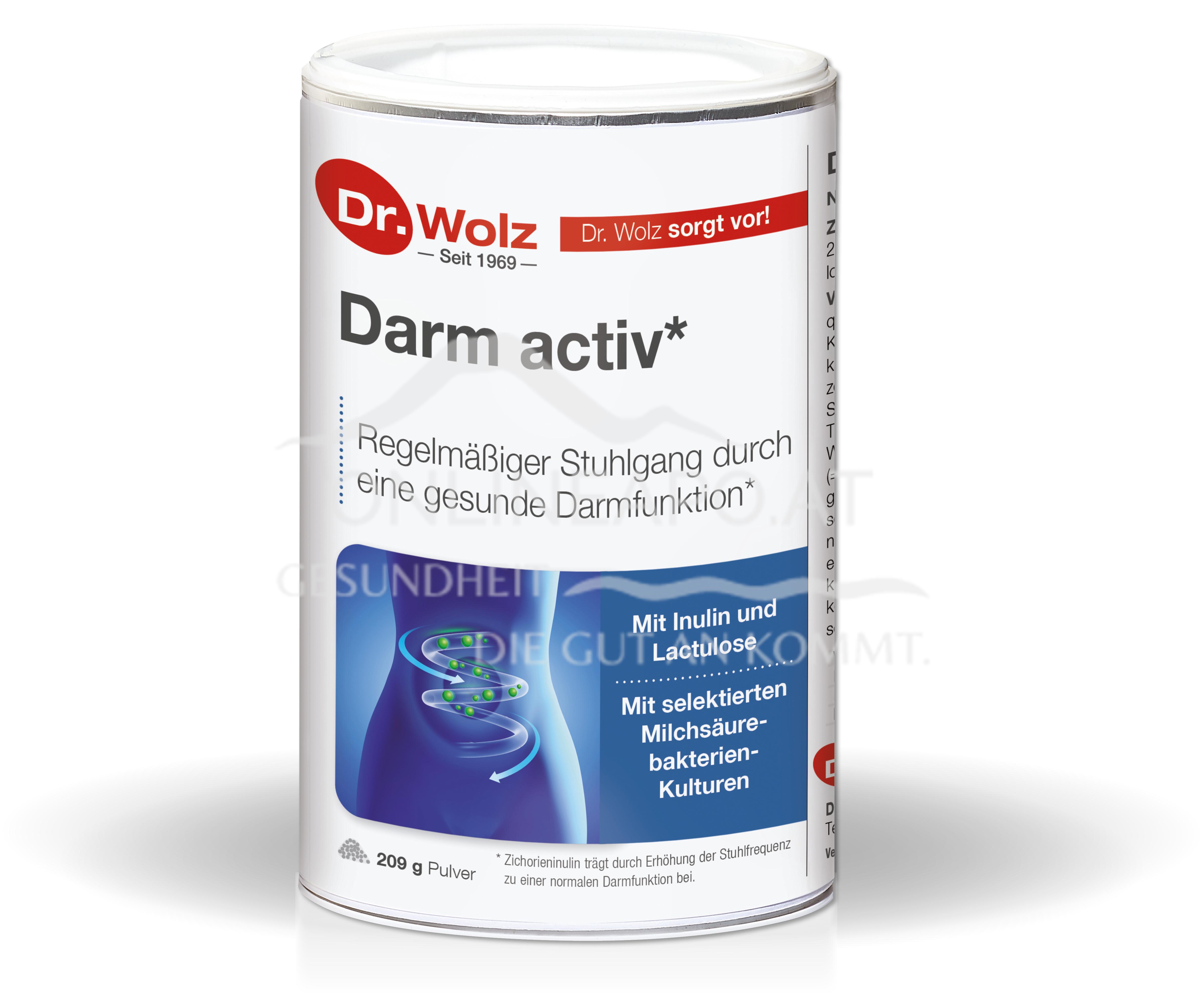 Dr. Wolz Darm activ Pulver