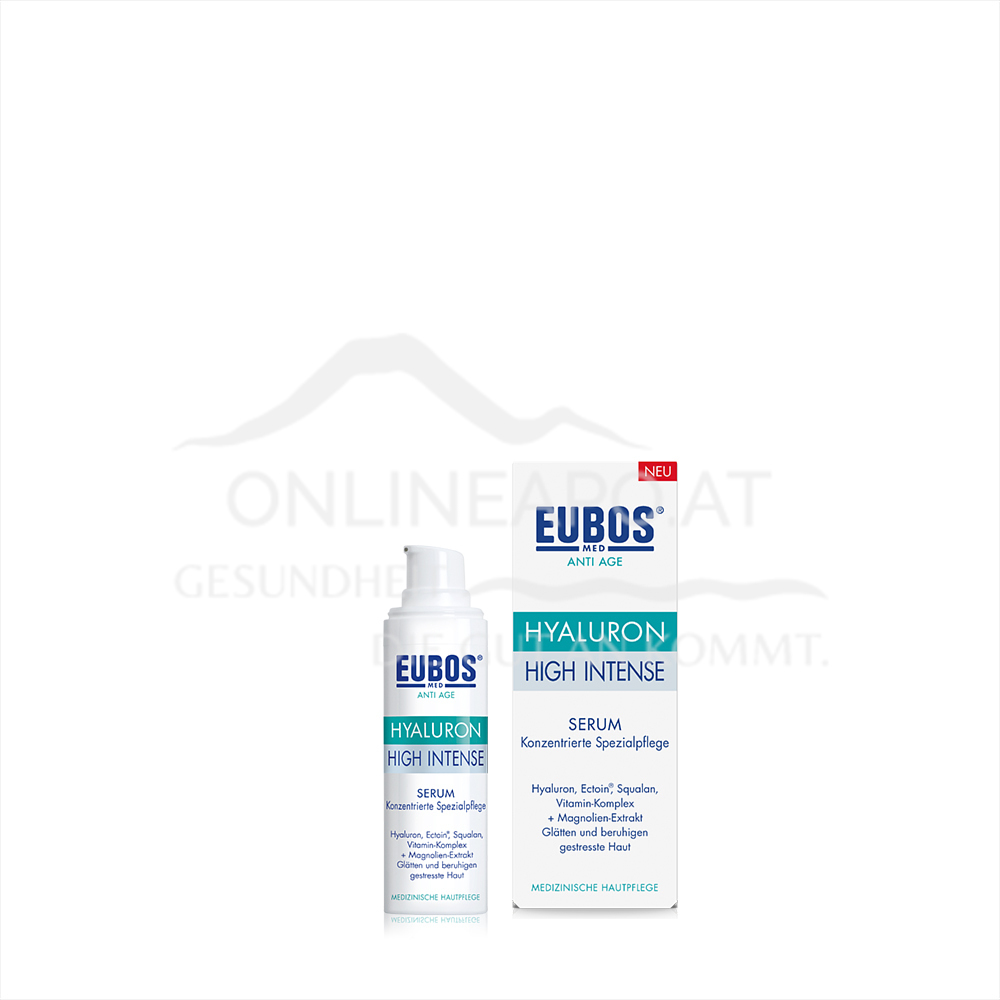 Eubos HYALURON HIGH INTENSE Serum