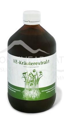 KE - Kräuterextrakt