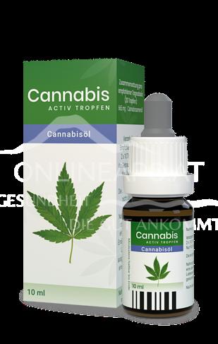 Cannabis Activ Tropfen