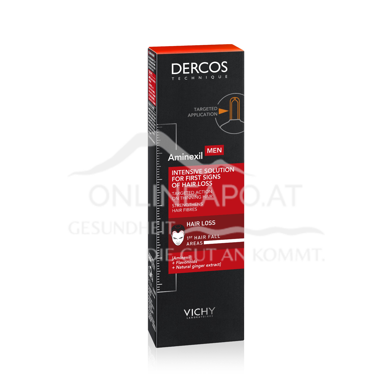 VICHY Dercos Aminexil Anti-Haarverlust Kur