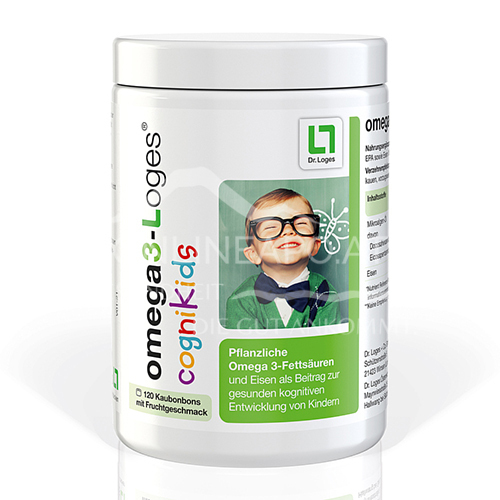 omega3-Loges® cogniKids
