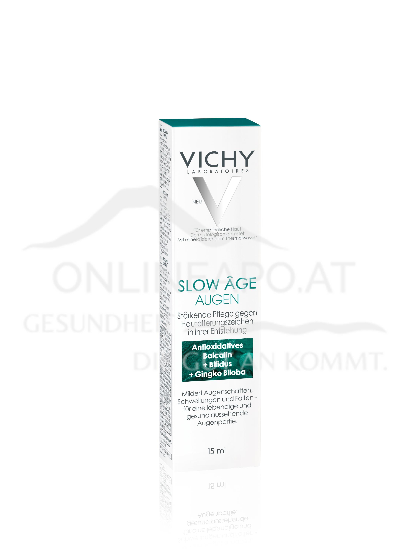 VICHY Slow Âge Augenpflege