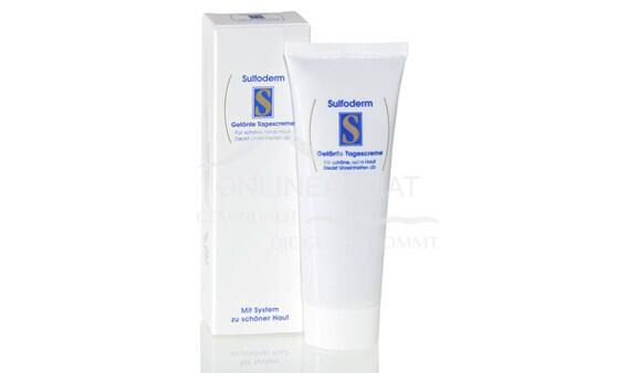 Sulfoderm® S getönte Tagescreme