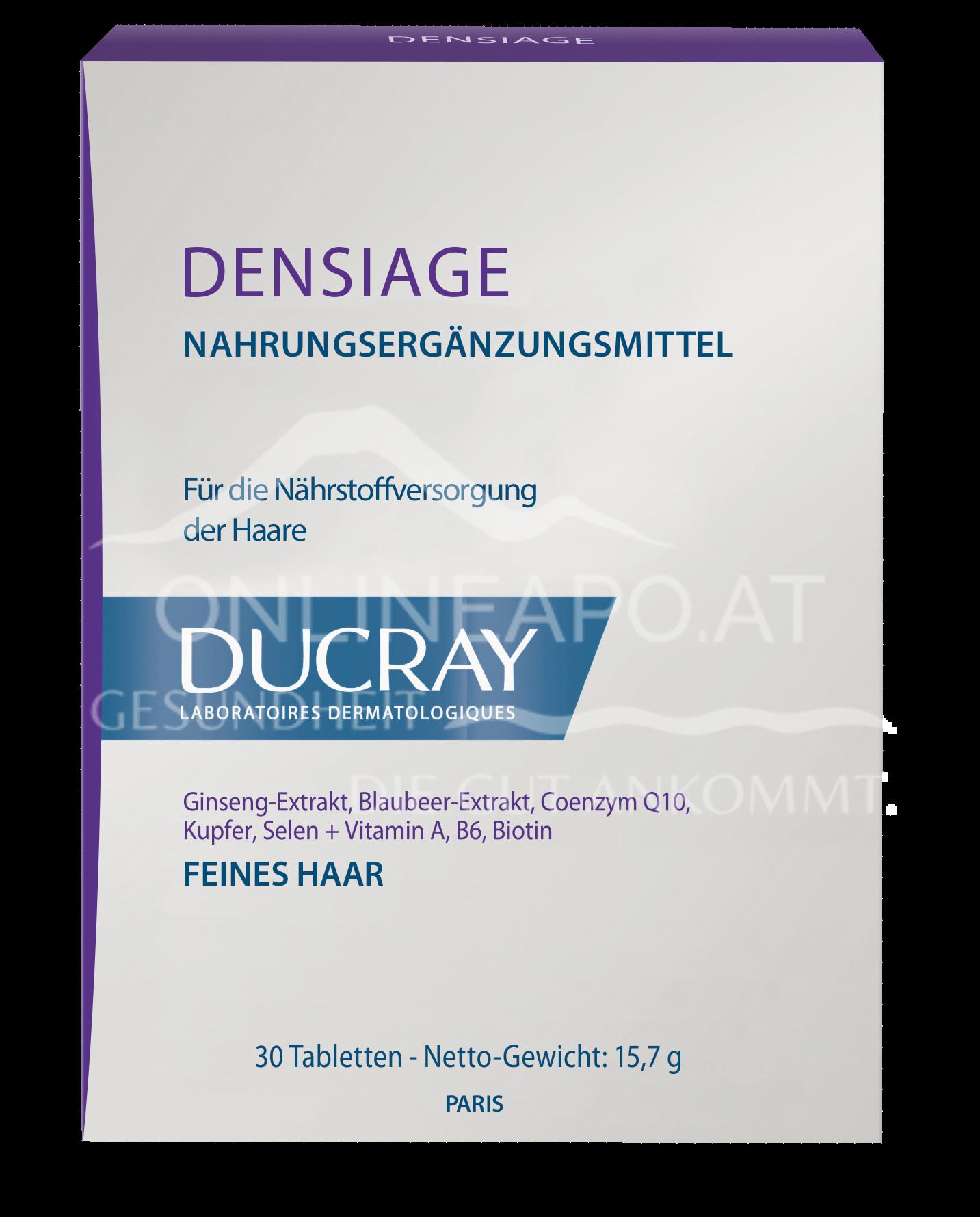 Ducray Densiage Nahrungsergänzungsmittel
