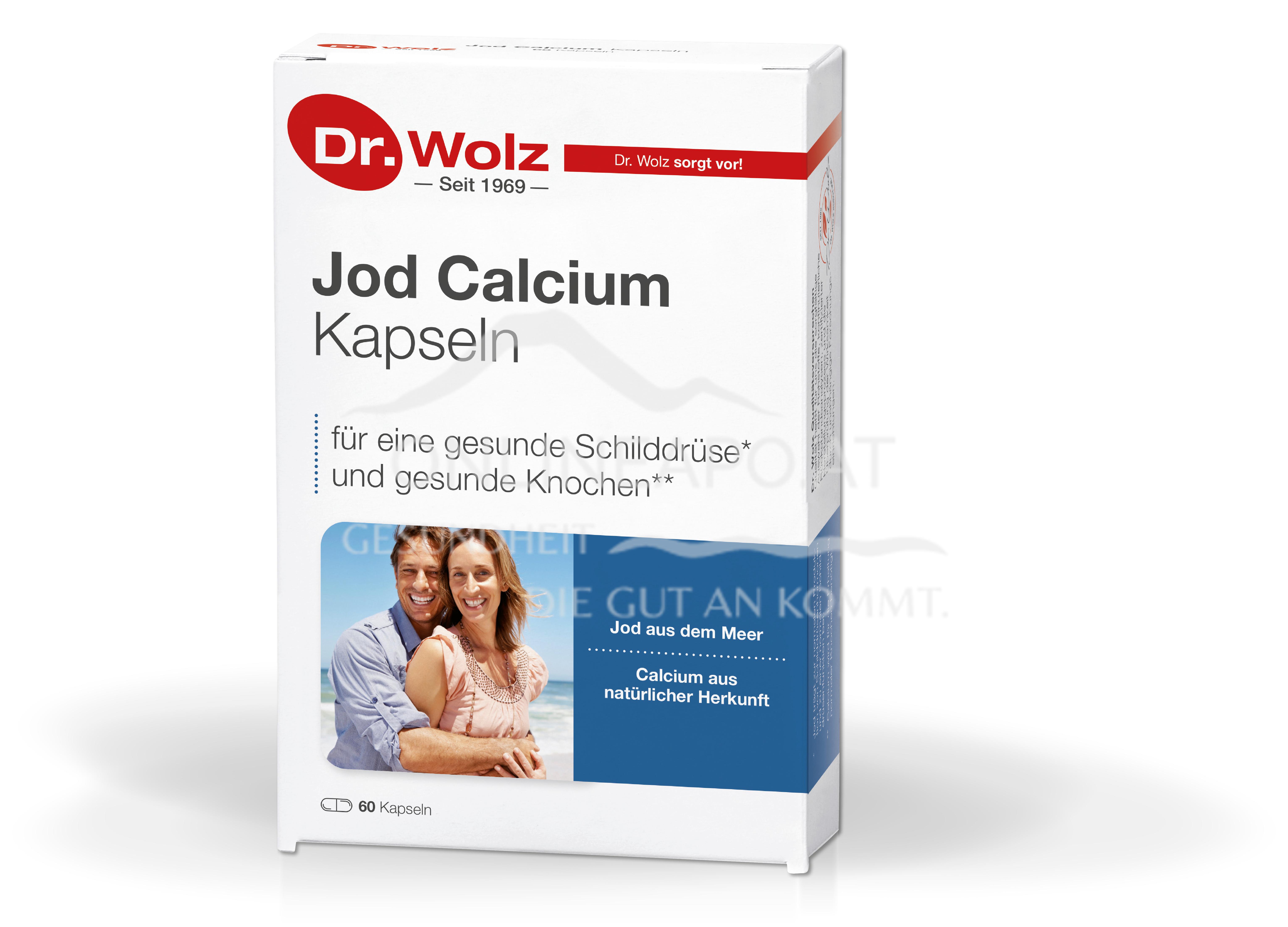 Dr. Wolz Jod-Calcium-Kapseln