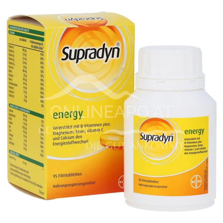 Supradyn® energy Filmtabletten