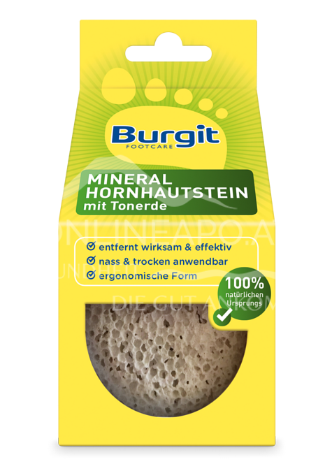 Burgit Footcare Mineral Hornhautstein
