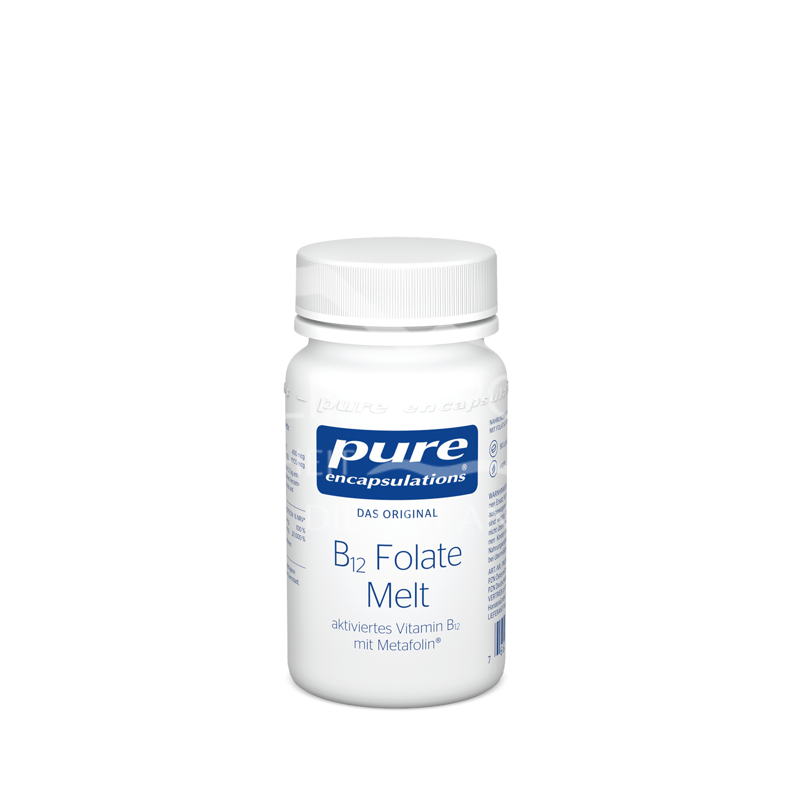 pure encapsulations® B12 Folate Melt