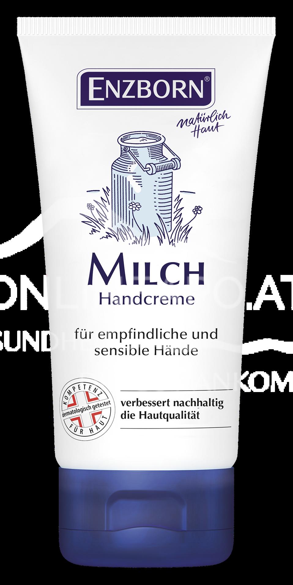 Enzborn Milch Handcreme