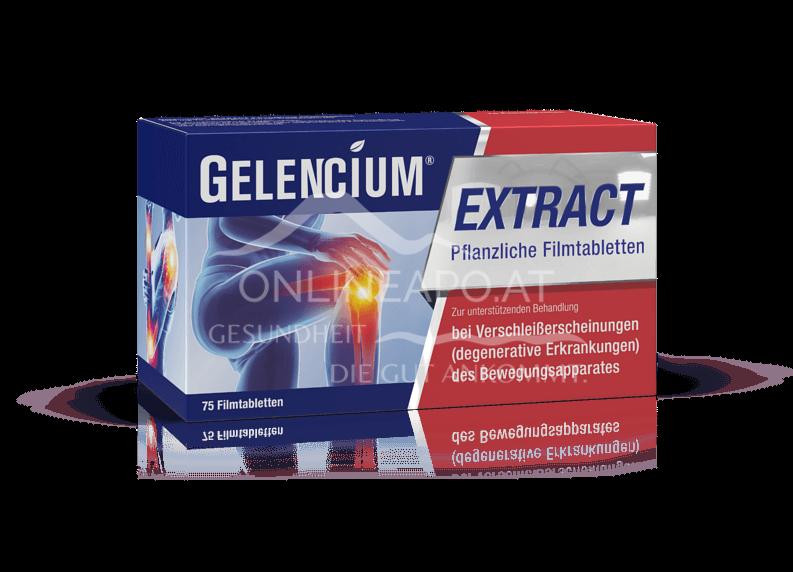 GELENCIUM® EXTRACT Filmtabletten