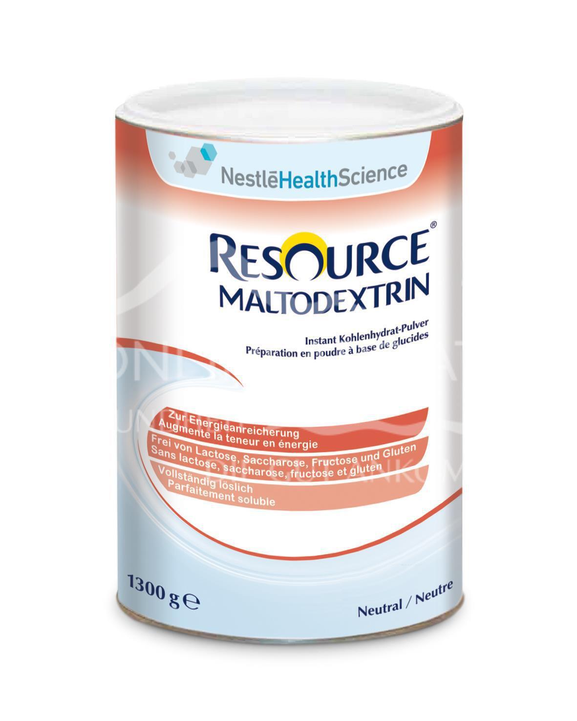 Resource® Maltodextrin 1300g