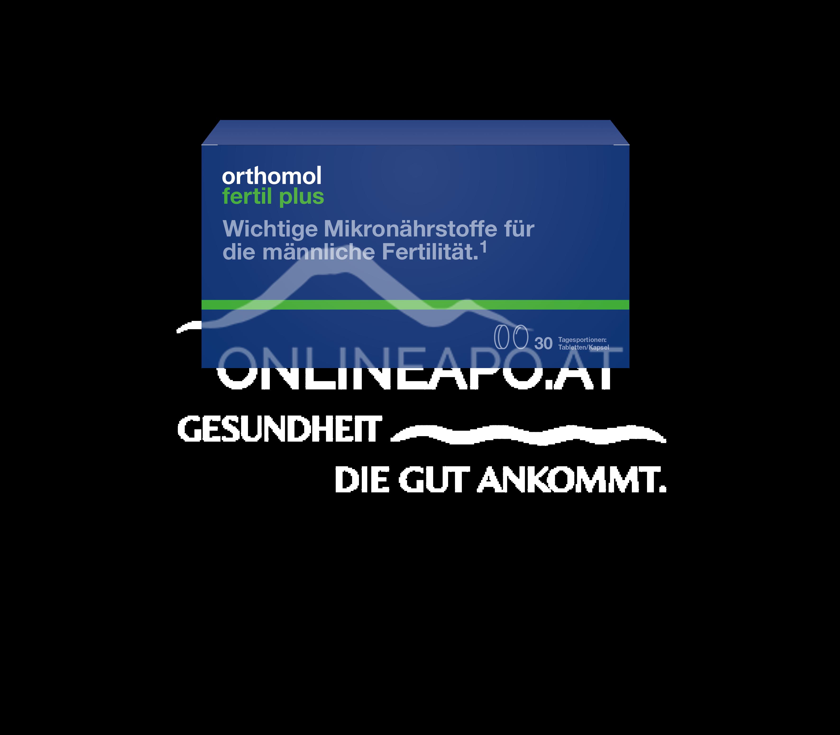 Orthomol Fertil Plus
