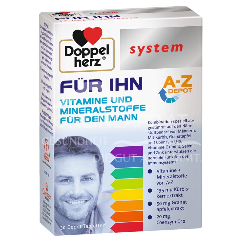 Doppelherz system FÜR IHN Tabletten