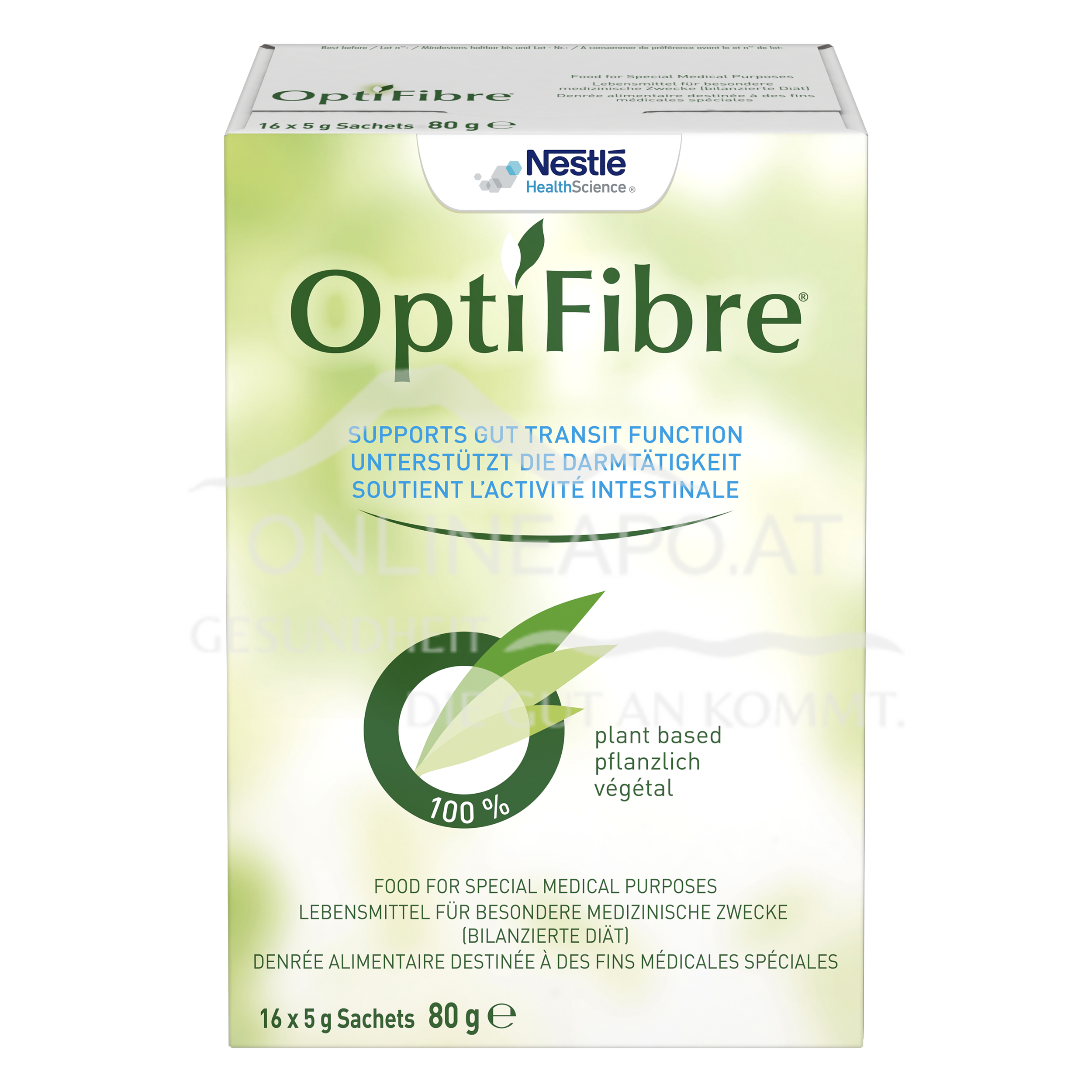 OptiFibre® Stickbox 16X5G