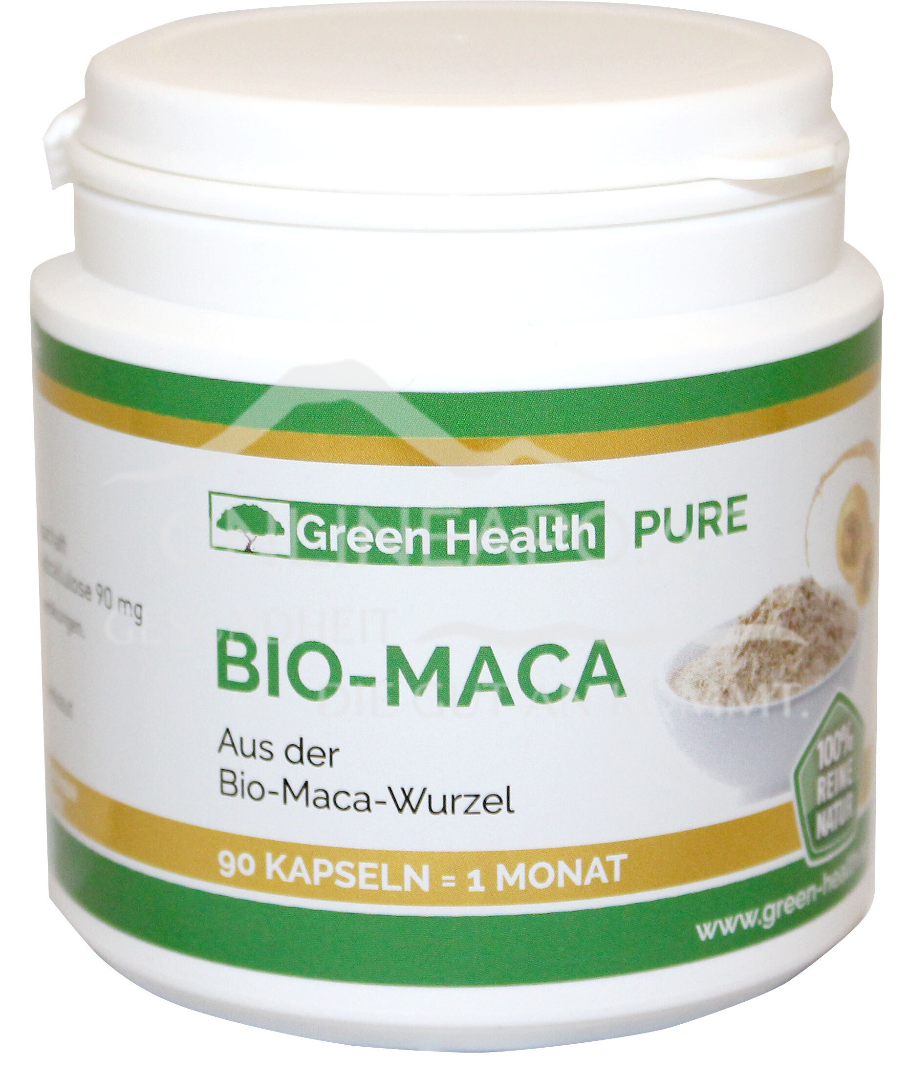 Green Health PURE Bio-Maca