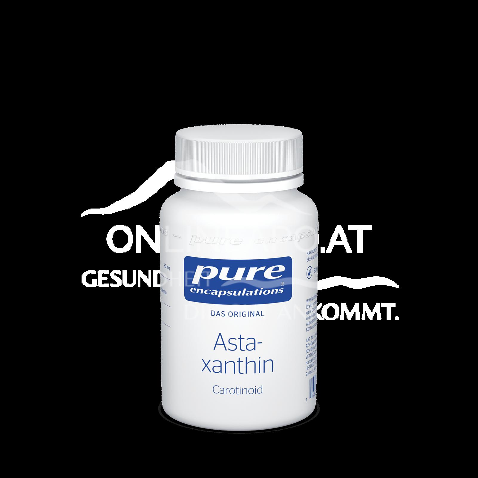 pure encapsulations® Astaxanthin