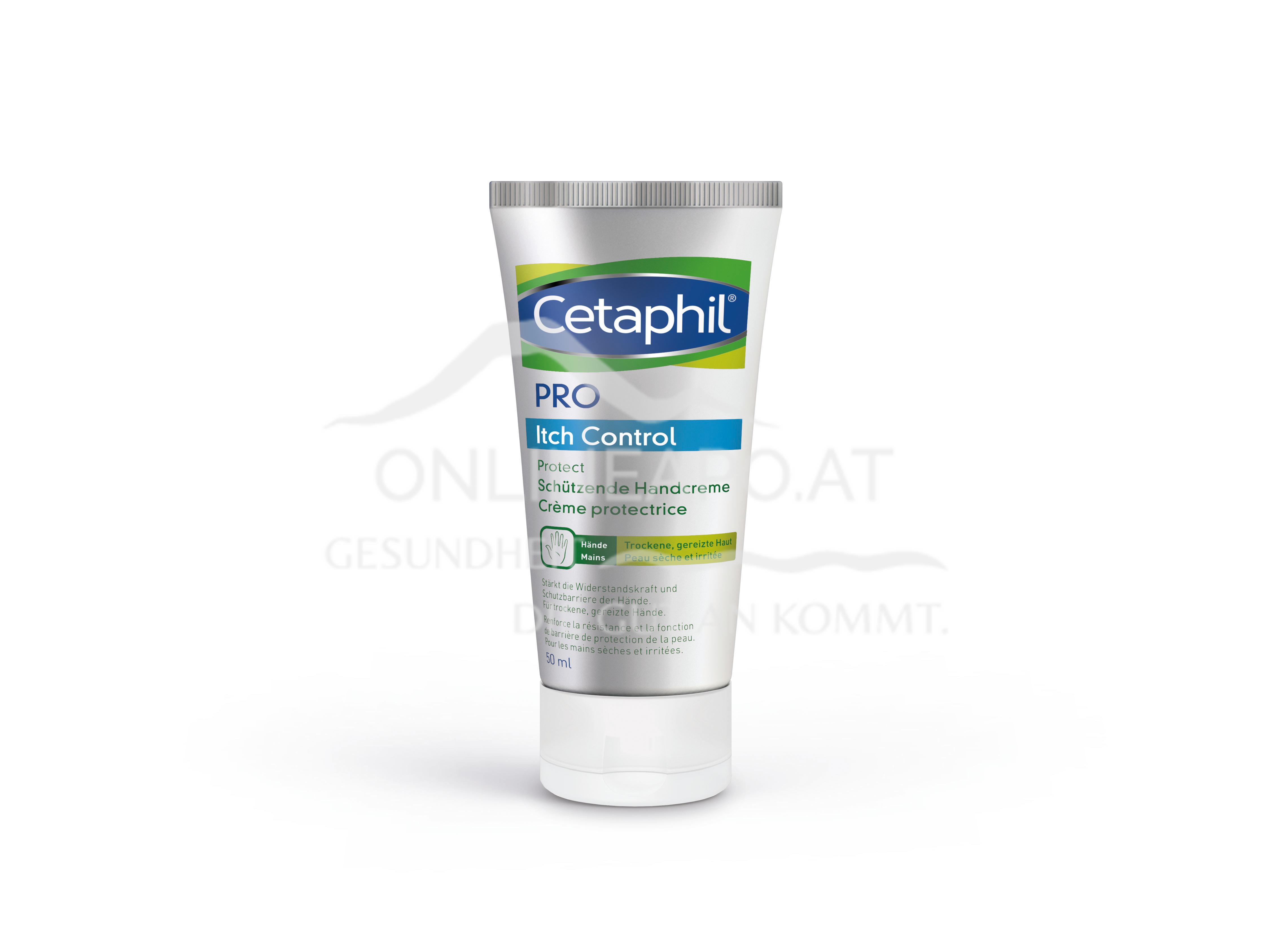 Cetaphil® PRO ItchControl Protect schützende Handcreme