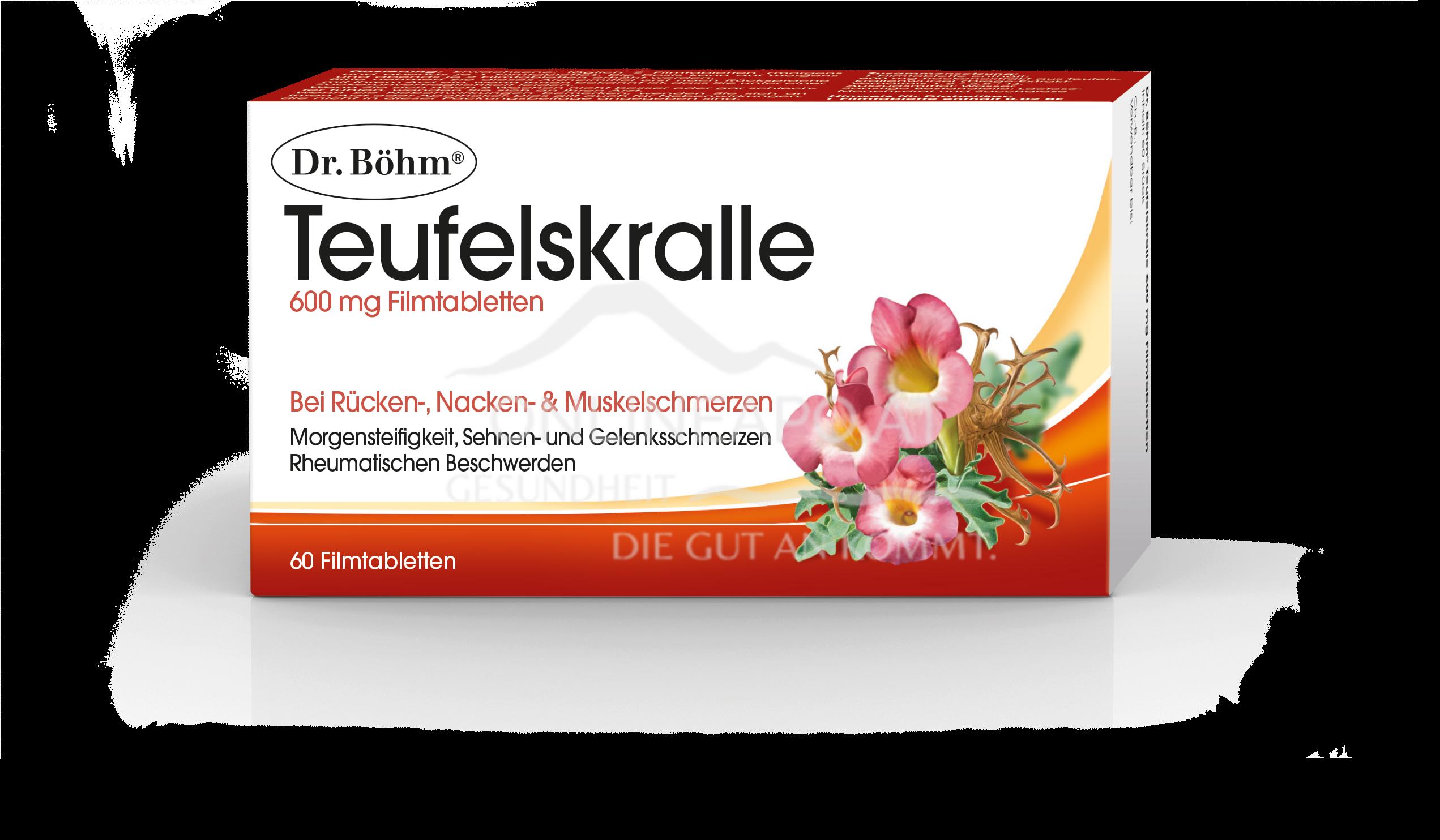 Dr. Böhm® Teufelskralle