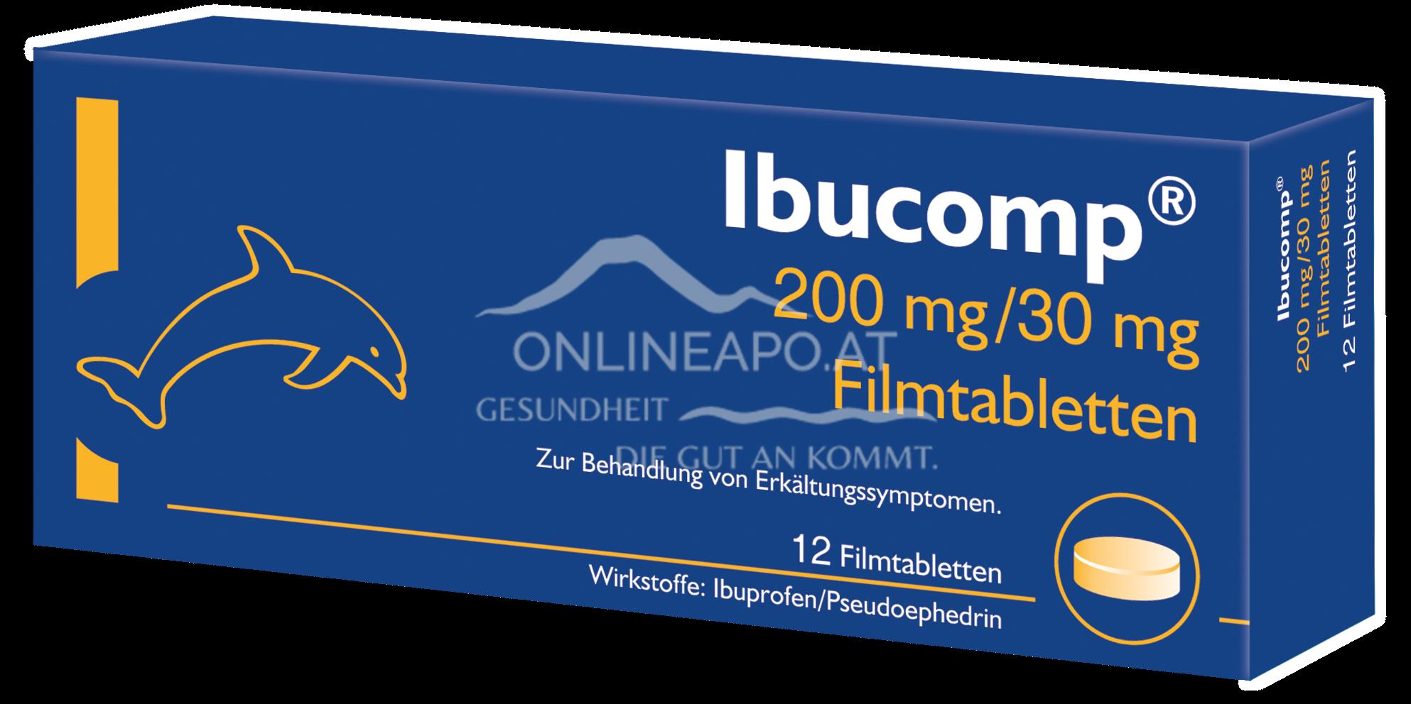Ibucomp 200mg/30mg