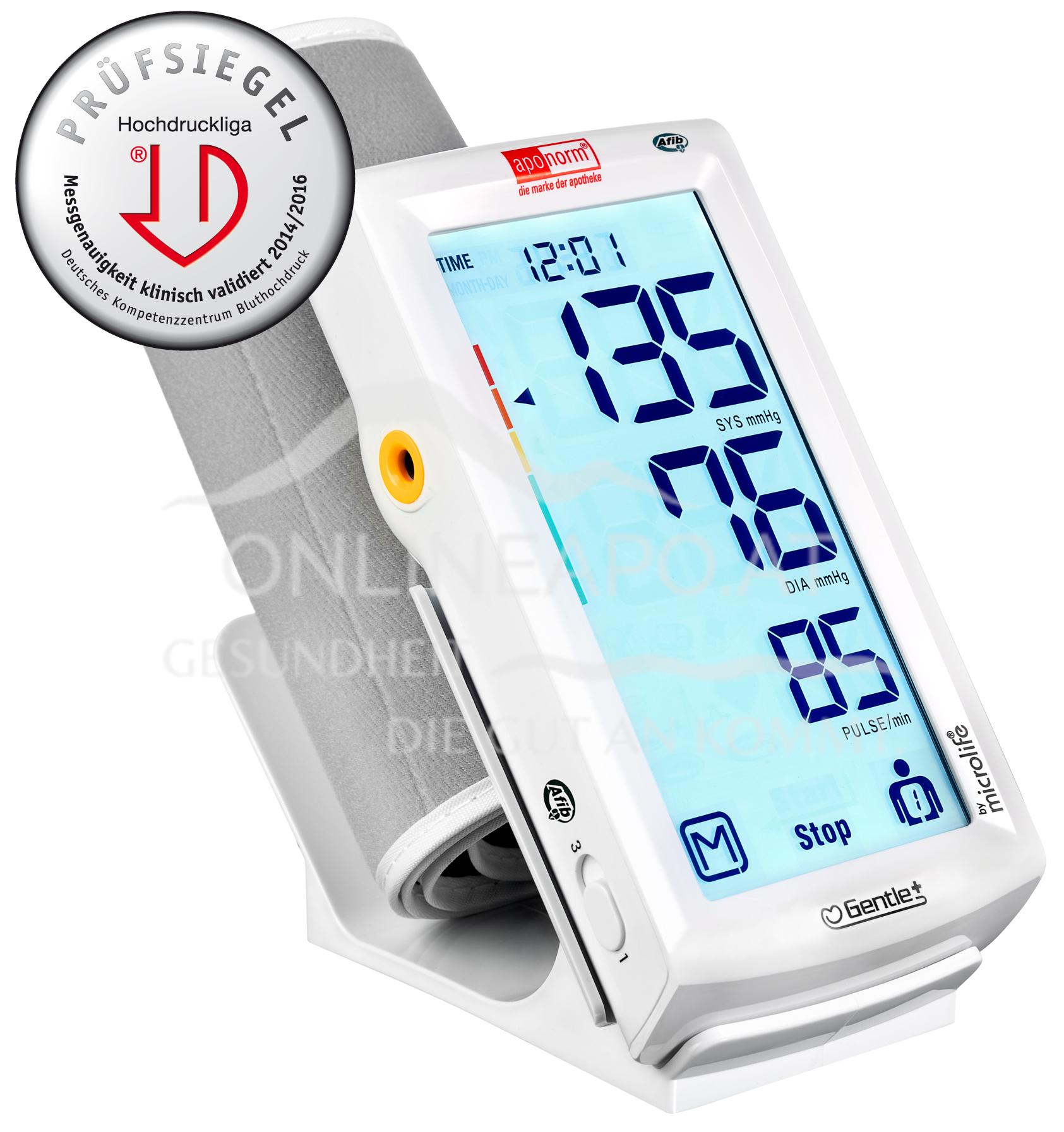 aponorm® Professionell Touch Blutdruckmessgerät