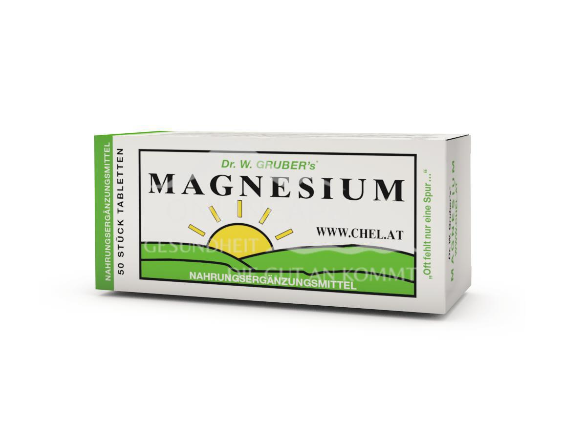 Dr. W. Grubers Magnesium Chelat