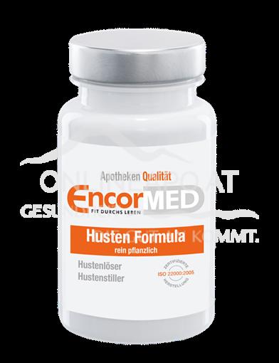 Encormed Husten Formula Kapseln