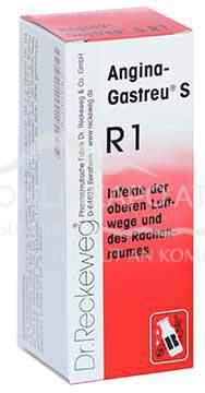 Dr. Reckeweg® Angina-Gastreu® R1