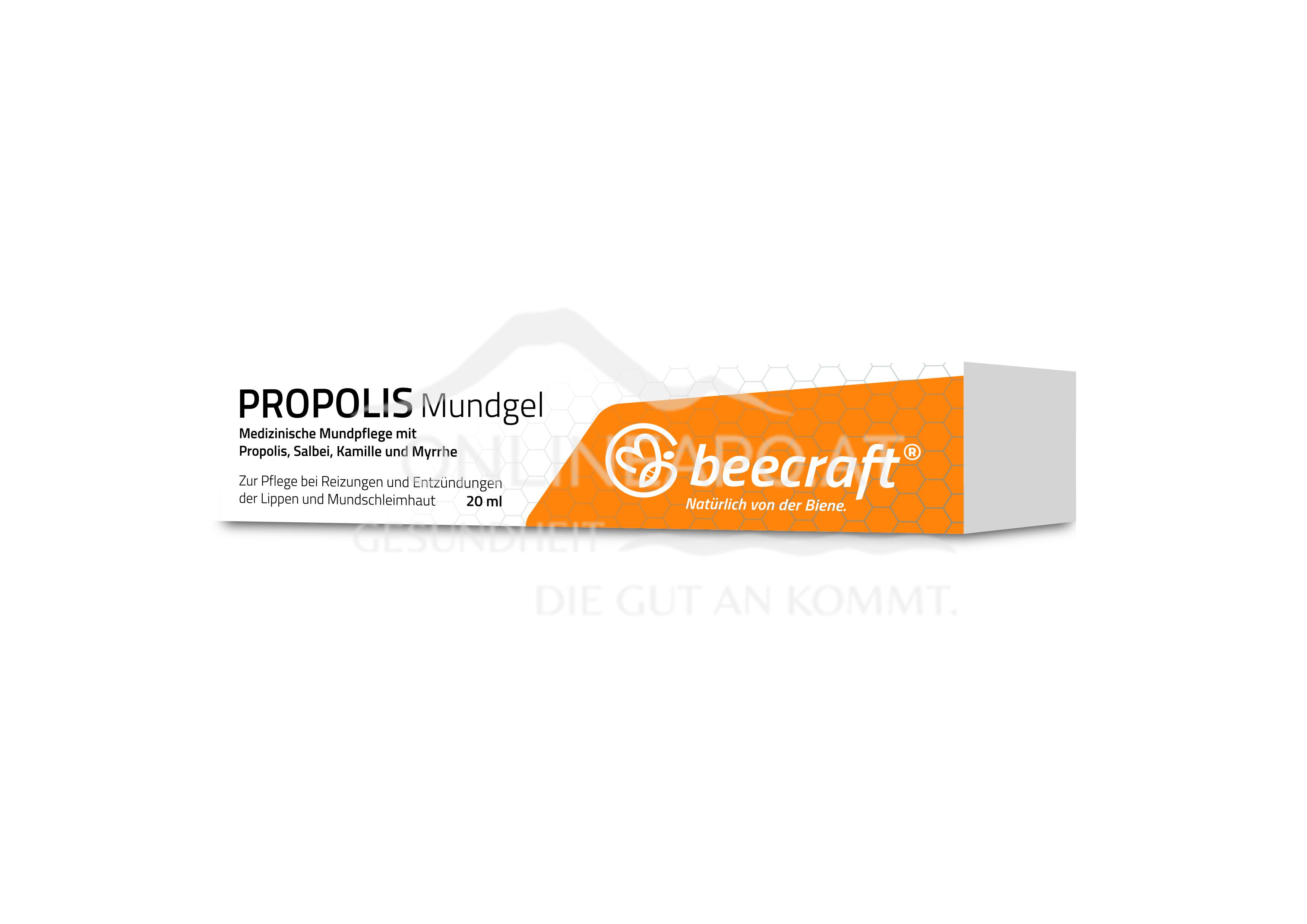 beecraft® Propolis Mundgel