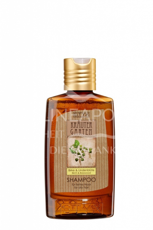 Shampoo für fettiges Haar 200ml