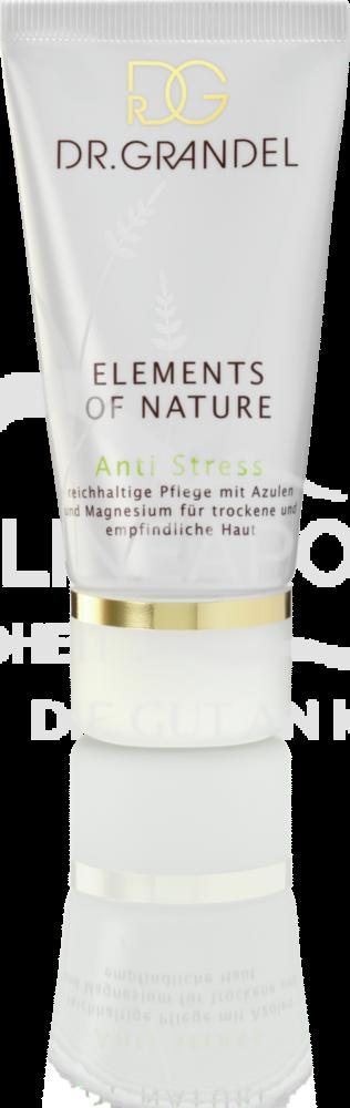 DR. GRANDEL Elements of Nature Anti Stress Creme reichhaltig