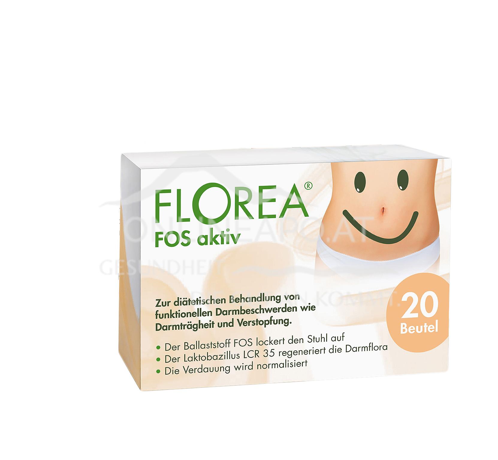 Florea FOS aktiv Beutel