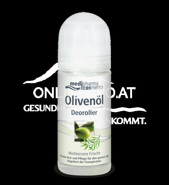 Olivenöl Deoroller Mediterrane Frische