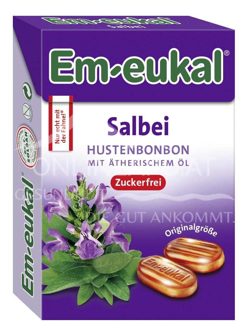 Em-eukal  Salbei MINIS zuckerfrei