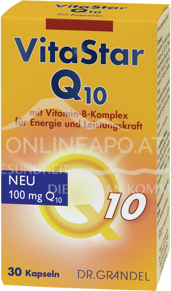 DR. GRANDEL Vitastar Q10 Kapseln