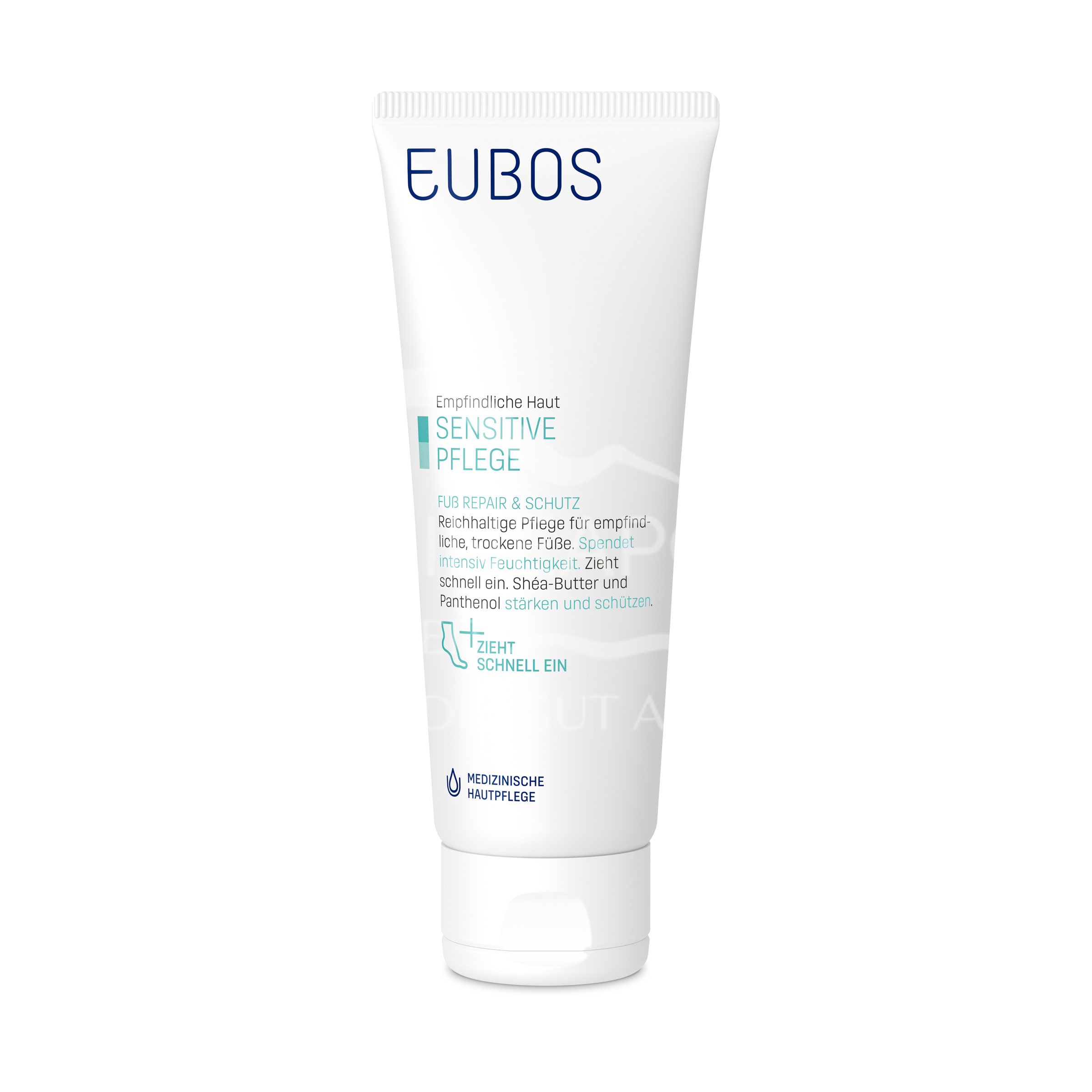 Eubos Sensitive Fußcreme Repair & Schutz