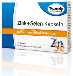 Twardy Zink+Selen‐Kapseln