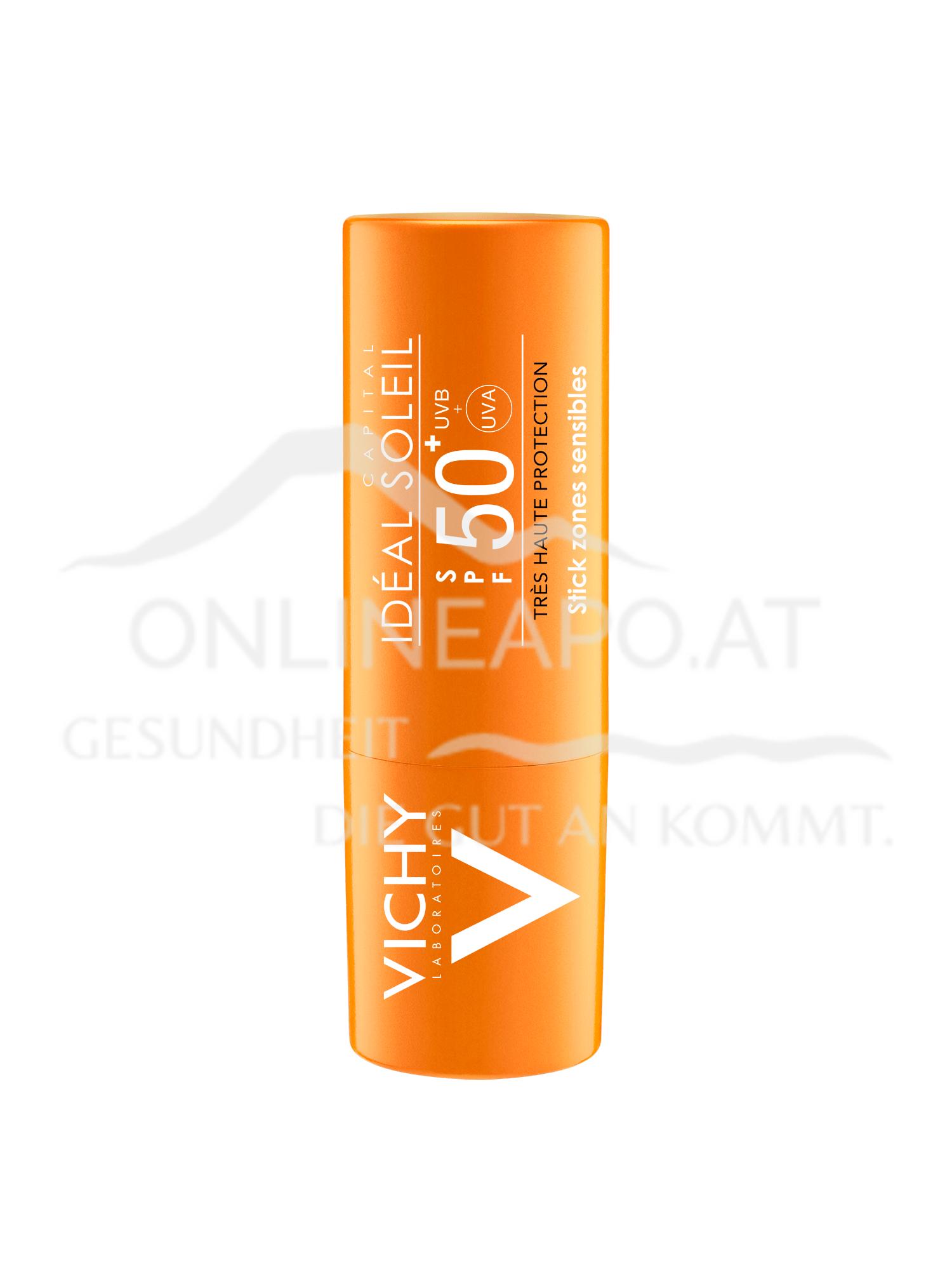 VICHY Ideal Soleil Schutzstift LSF 50+
