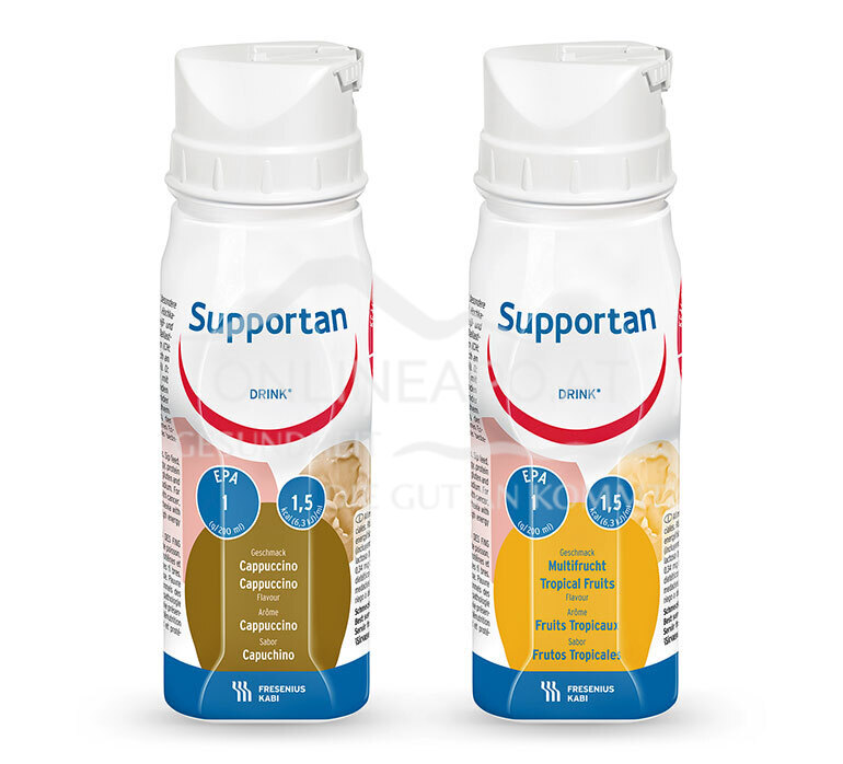 Supportan® DRINK Mischkarton