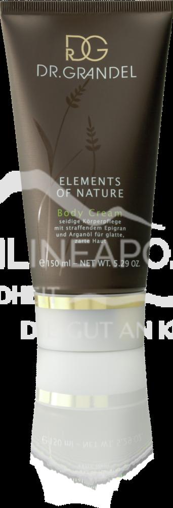DR. GRANDEL Elements of Nature Body Cream